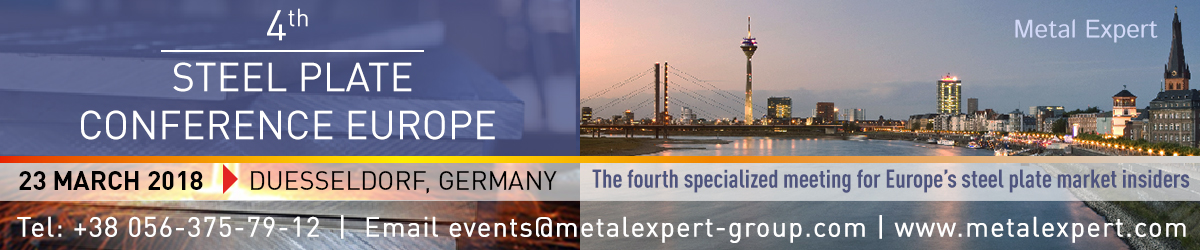 4th Steel Plate Conference Europe