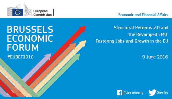 Brussels Economic Forum 2016