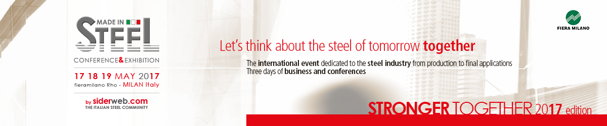 Made in Steel Conference & Exhibition