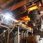 Italian crude steel output ticks up in January