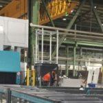 Investition in moderne Strahlanlage am Standort Essen