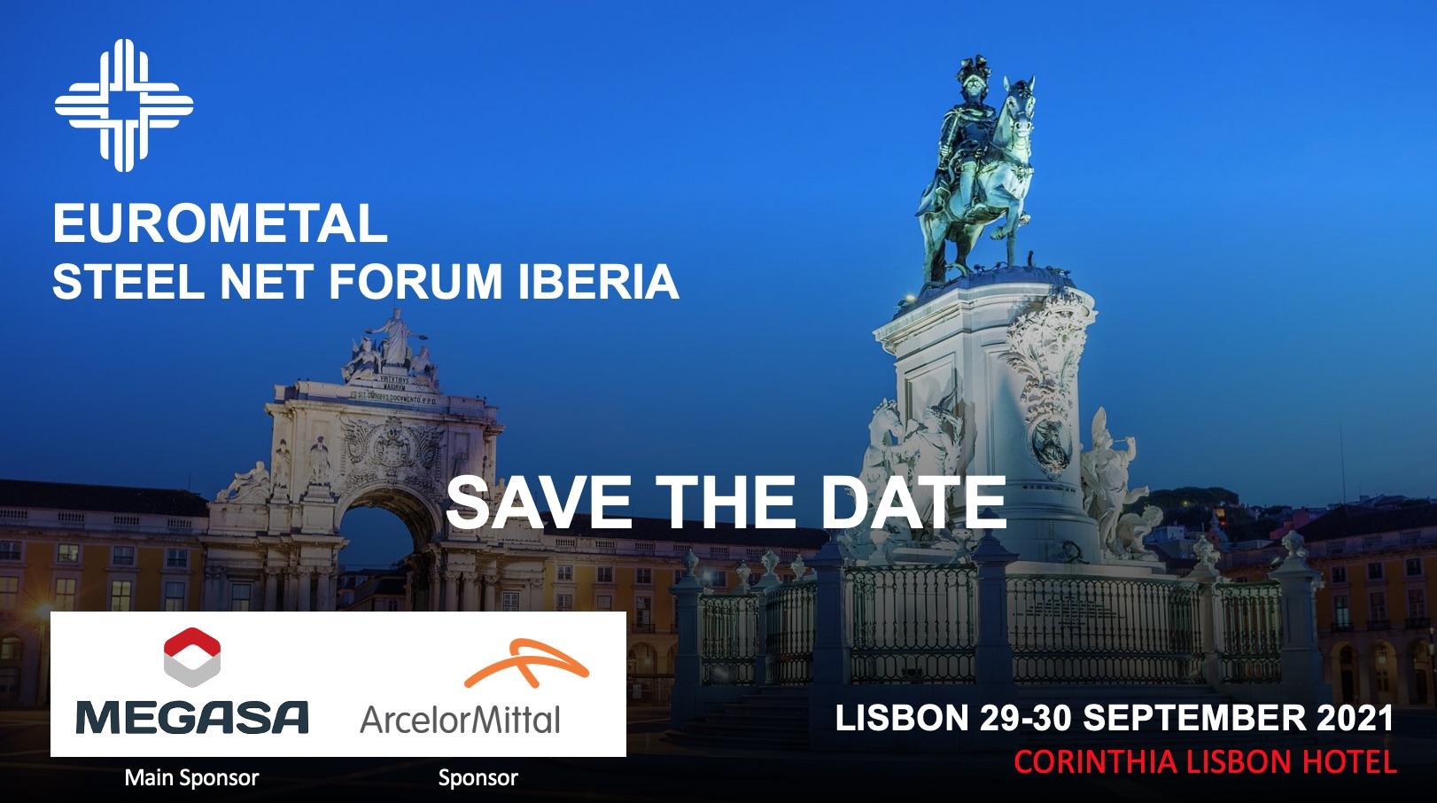 EUROMETAL Steel Net Forum Iberia 2021