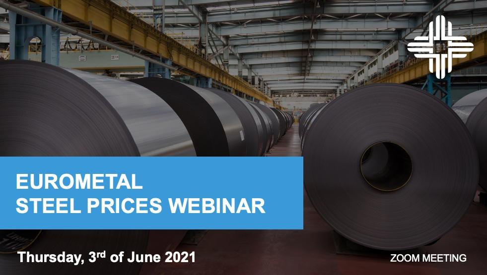 EUROMETAL Steel Prices Webinar