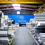 Thyssenkrupp opens major logistics centre