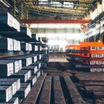 China's first half crude steel output up 12% on year