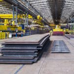 German flat steel stocks fall again in January, still at 33-year low: BDS